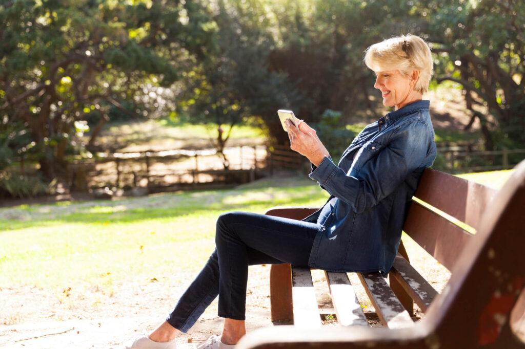 Online Dating for Women Over 60