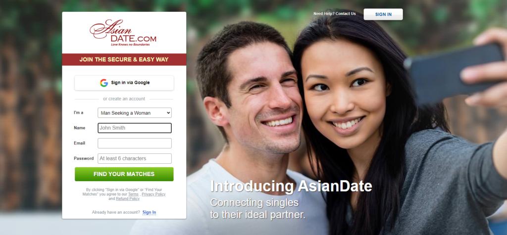 AsianDate.com review