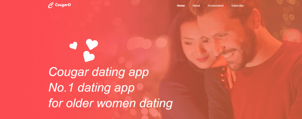 Cougard dating site review