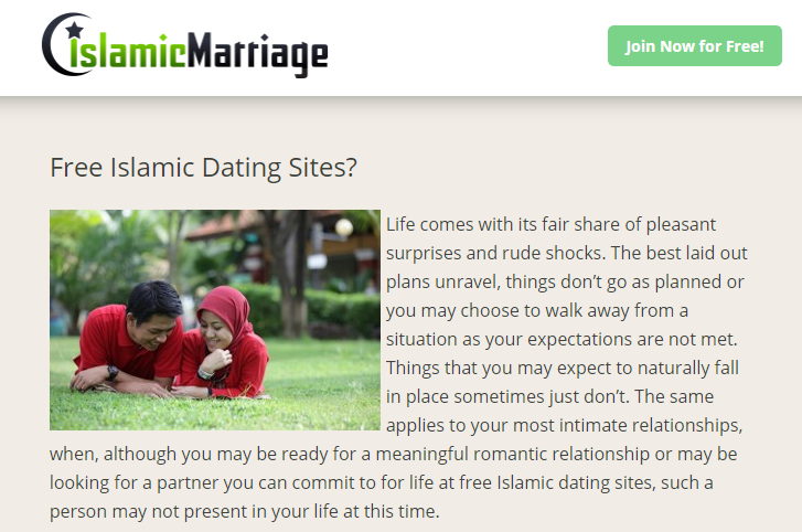 Islamic Marriage review