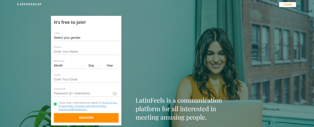 LatinFeels review