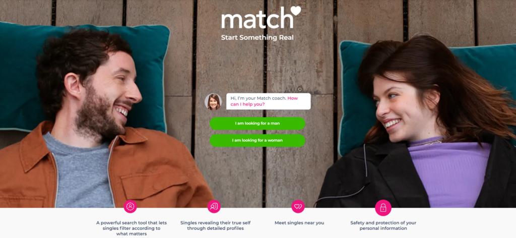 Match.com dating site review