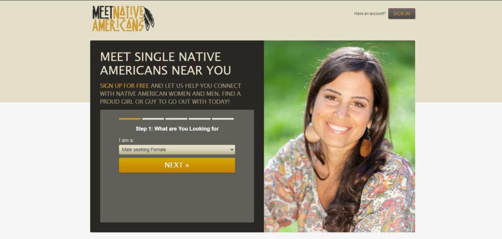 MeetNativeAmericans review