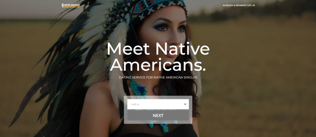 NativeAmericanDatingService review